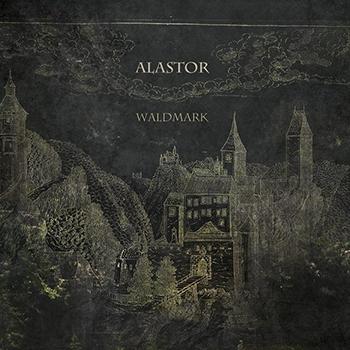 Alastor - Waldmark cover