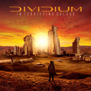 Dividium - In Terrifying Colour album art