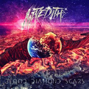 Meredith - Blood Diamon Scars album art