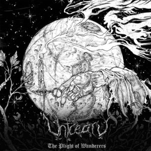 Uhtcearu - The Plight of Wanderers album art