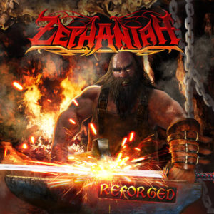 Zephaniah - Reforged album art
