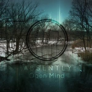 Absently - Open Mind cover art