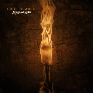 As Lions and Lambs - Lightbearer cover art