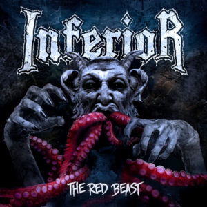 Inferior - The Red Beast cover art