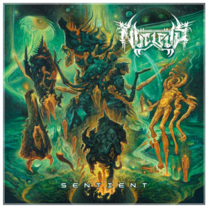 Nucleus - Sentient cover art