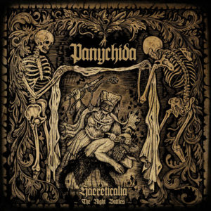 Panychida - Haereticalia cover art