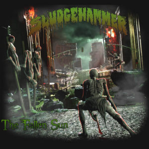 Sludgehammer - The Fallen Sun cover art