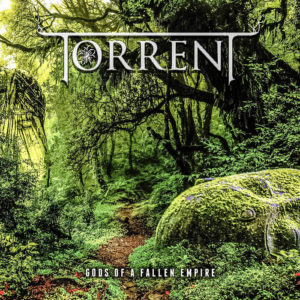 Torrent - Gods of a Fallen Empire cover art