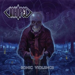 Unhoped - Sonic Violence cover art