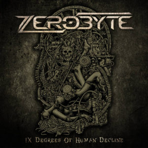 Zerobyte - IX Degrees of Human Decline cover art