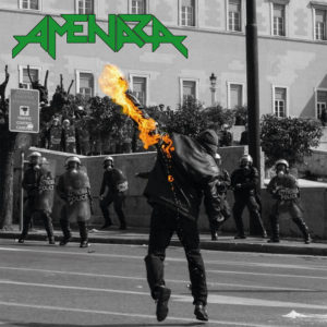 Amenaza - EP cover art