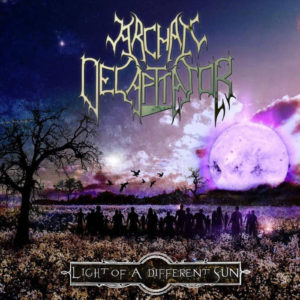 Archaic Decapitator - Light of a Different Sun cover art