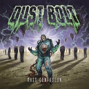Dust Bolt - Mass Confusion cover art