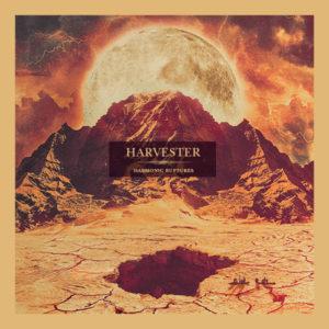 Harvester - Harmonic Ruptures cover art