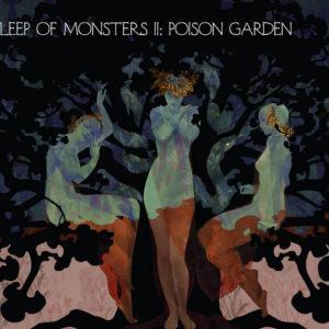 Sleep of Monsters - Poison Garden cover art