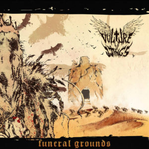 Vulture Wings - Funeral Grounds cover art