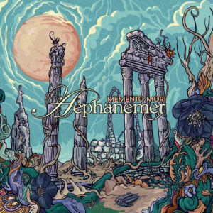 Aephanemer - Memento Mori cover art