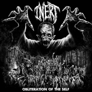 Inert - Obliteration of the Self cover art