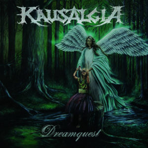 Kausalgia - Dreamquest cover art