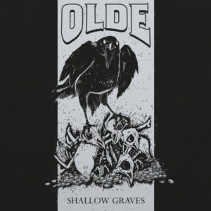 Olde - Shallow Graves cover art