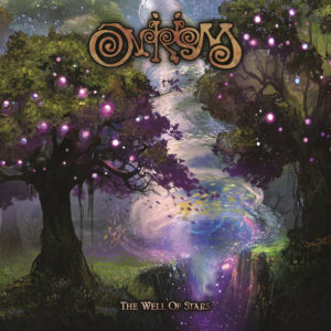 Onirism - The Well of Stars cover art