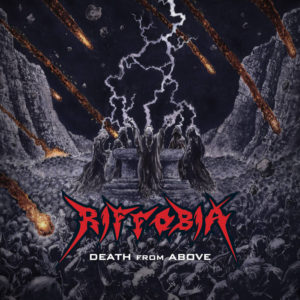 Riffobia - Death From Above cover art