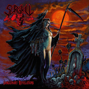 Surgikill - Sanguinary Revelations cover art