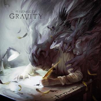 A Sense of Gravity - Atrament cover