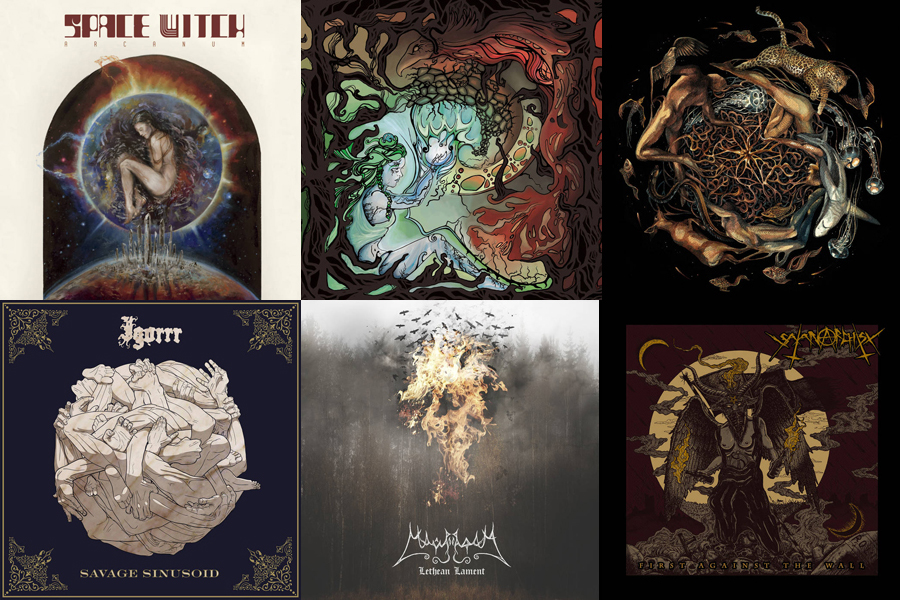 Heavy Metal Reviews for June 2016